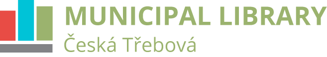 logo of Municipal library Ceska Trebova